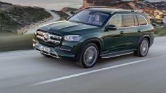 Nuova Mercedes GLS