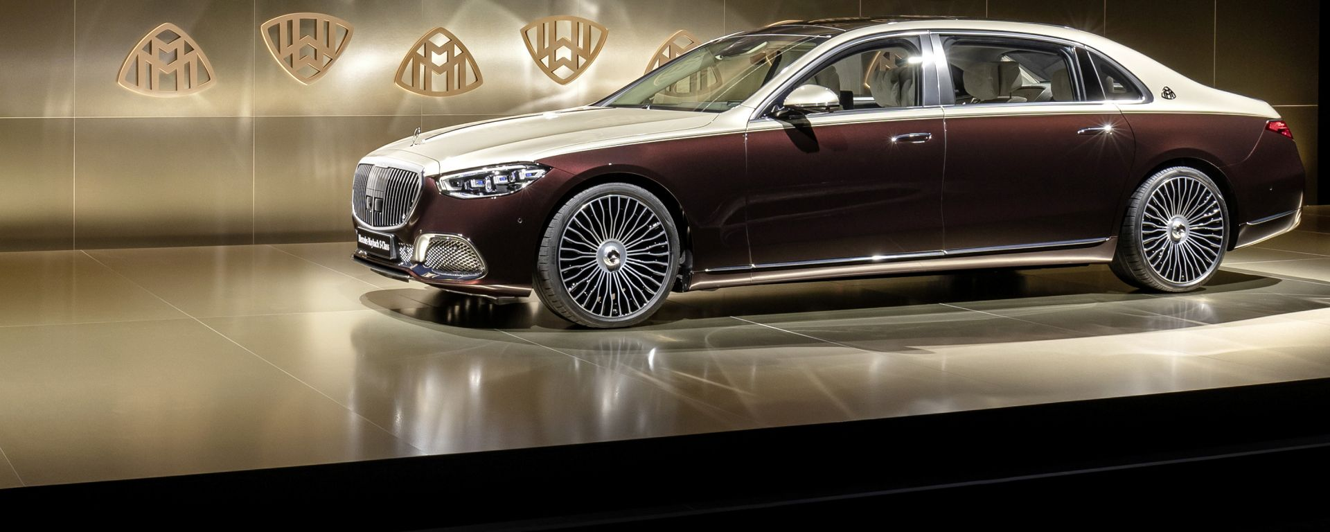 Nuova Mercedes-Maybach Classe S, lusso all'ennesima potenza