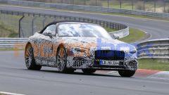 Nuova Mercedes SL: motori, interni, foto della roadster tedesca