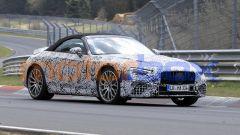 Nuova Mercedes SL 2021: motori elettrificati fino a 800 CV di potenza