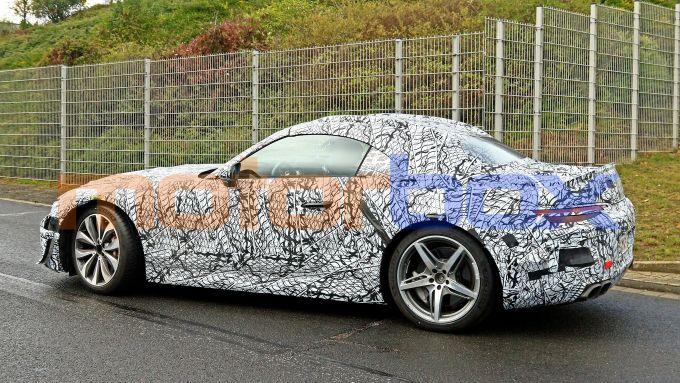 Nuova Mercedes SL: debutto previsto nel 2021 per la sportiva a cielo aperto della Stella