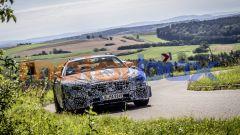 Nuova Mercedes SL Roadster 2022: sarà sviluppata dal reparto sportivo AMG