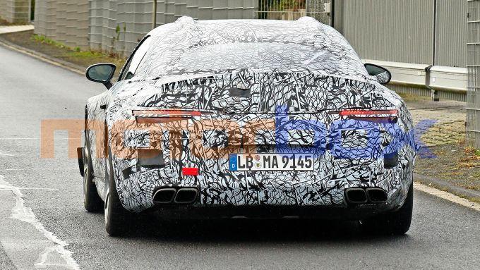 Nuova Mercedes SL: stile che si avvicina alla mitica 300 SL Gullwing