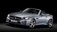 La Mercedes SLK 2011 in 66 nuove immagini in HD - Immagine: 222