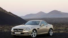 La Mercedes SLK 2011 in 66 nuove immagini in HD - Immagine: 215