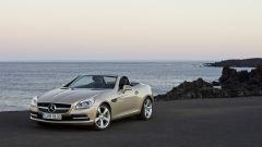 La Mercedes SLK 2011 in 66 nuove immagini in HD - Immagine: 218