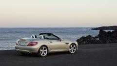 La Mercedes SLK 2011 in 66 nuove immagini in HD - Immagine: 219