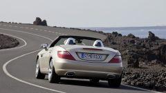 La Mercedes SLK 2011 in 66 nuove immagini in HD - Immagine: 220