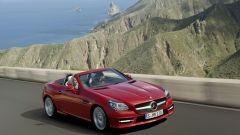La Mercedes SLK 2011 in 66 nuove immagini in HD - Immagine: 210