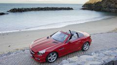 La Mercedes SLK 2011 in 66 nuove immagini in HD - Immagine: 205
