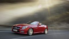 La Mercedes SLK 2011 in 66 nuove immagini in HD - Immagine: 204