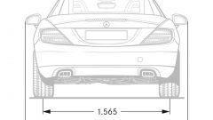 La Mercedes SLK 2011 in 66 nuove immagini in HD - Immagine: 193