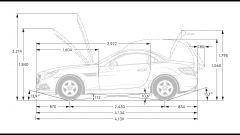 La Mercedes SLK 2011 in 66 nuove immagini in HD - Immagine: 195