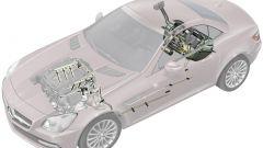 La Mercedes SLK 2011 in 66 nuove immagini in HD - Immagine: 178