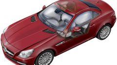 La Mercedes SLK 2011 in 66 nuove immagini in HD - Immagine: 166
