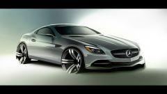 La Mercedes SLK 2011 in 66 nuove immagini in HD - Immagine: 159