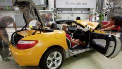 La Mercedes SLK 2011 in 66 nuove immagini in HD - Immagine: 153