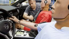 La Mercedes SLK 2011 in 66 nuove immagini in HD - Immagine: 151