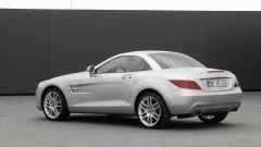 La Mercedes SLK 2011 in 66 nuove immagini in HD - Immagine: 91