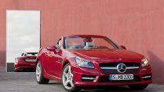 La Mercedes SLK 2011 in 66 nuove immagini in HD - Immagine: 81