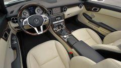 La Mercedes SLK 2011 in 66 nuove immagini in HD - Immagine: 59