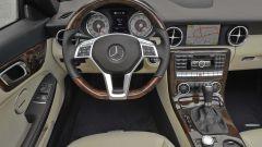 La Mercedes SLK 2011 in 66 nuove immagini in HD - Immagine: 58