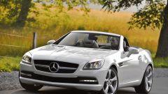 La Mercedes SLK 2011 in 66 nuove immagini in HD - Immagine: 42