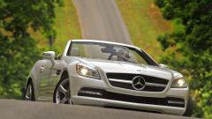 La Mercedes SLK 2011 in 66 nuove immagini in HD - Immagine: 45