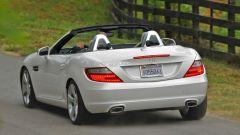 La Mercedes SLK 2011 in 66 nuove immagini in HD - Immagine: 47