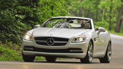 La Mercedes SLK 2011 in 66 nuove immagini in HD - Immagine: 35