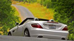 La Mercedes SLK 2011 in 66 nuove immagini in HD - Immagine: 39