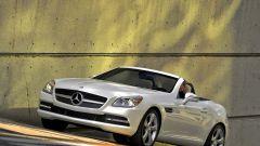 La Mercedes SLK 2011 in 66 nuove immagini in HD - Immagine: 1