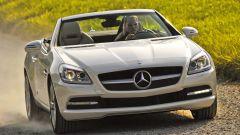 La Mercedes SLK 2011 in 66 nuove immagini in HD - Immagine: 41