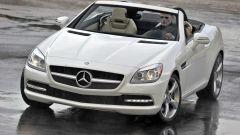La Mercedes SLK 2011 in 66 nuove immagini in HD - Immagine: 24