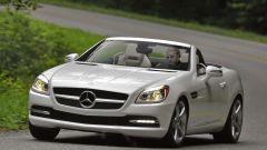 La Mercedes SLK 2011 in 66 nuove immagini in HD - Immagine: 23