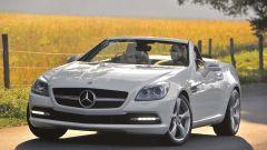 La Mercedes SLK 2011 in 66 nuove immagini in HD - Immagine: 28