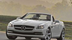 La Mercedes SLK 2011 in 66 nuove immagini in HD - Immagine: 29