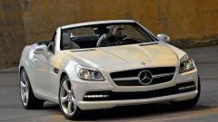 La Mercedes SLK 2011 in 66 nuove immagini in HD - Immagine: 30