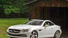 La Mercedes SLK 2011 in 66 nuove immagini in HD - Immagine: 31