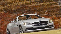 La Mercedes SLK 2011 in 66 nuove immagini in HD - Immagine: 15
