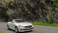 La Mercedes SLK 2011 in 66 nuove immagini in HD - Immagine: 17