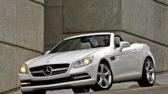 La Mercedes SLK 2011 in 66 nuove immagini in HD - Immagine: 13