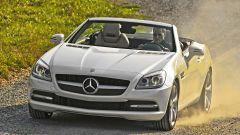 La Mercedes SLK 2011 in 66 nuove immagini in HD - Immagine: 18