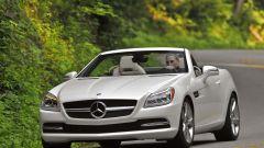 La Mercedes SLK 2011 in 66 nuove immagini in HD - Immagine: 20