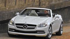 La Mercedes SLK 2011 in 66 nuove immagini in HD - Immagine: 21