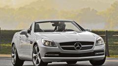 La Mercedes SLK 2011 in 66 nuove immagini in HD - Immagine: 14