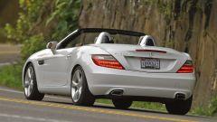 La Mercedes SLK 2011 in 66 nuove immagini in HD - Immagine: 5