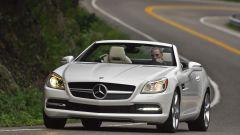 La Mercedes SLK 2011 in 66 nuove immagini in HD - Immagine: 3