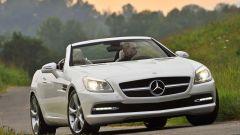 La Mercedes SLK 2011 in 66 nuove immagini in HD - Immagine: 8