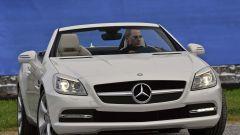 La Mercedes SLK 2011 in 66 nuove immagini in HD - Immagine: 10